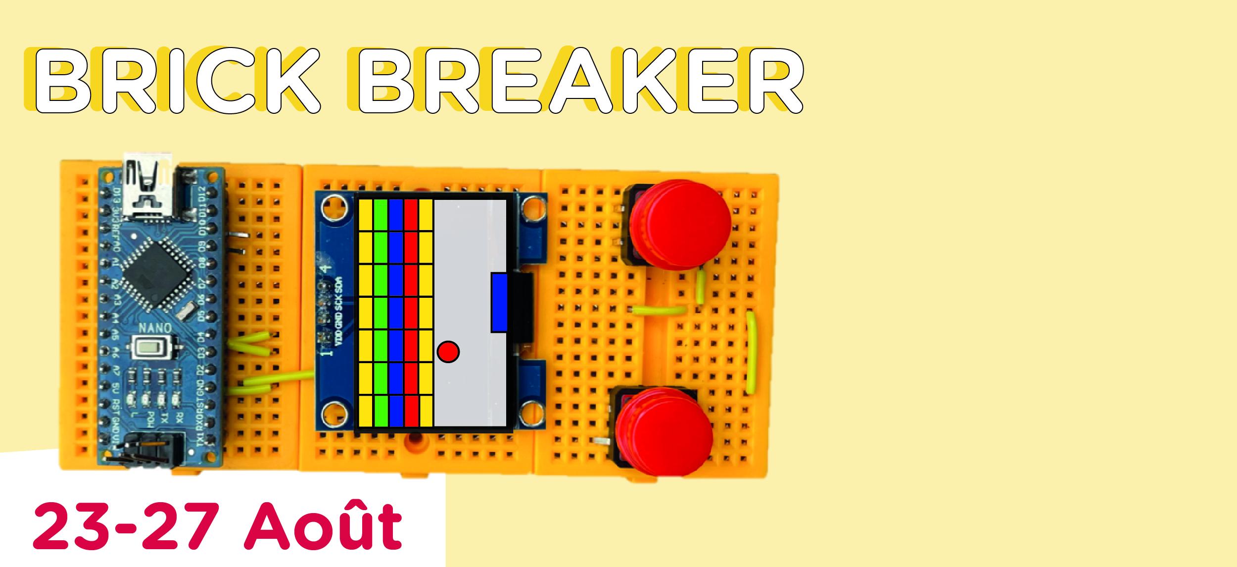 Stage brick breaker