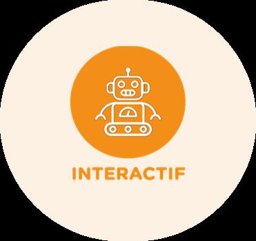 icon interactif